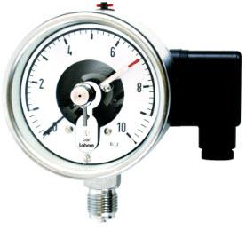 Đồng hồ đo áp suất Type BN4200 Labom Vietnam - Đại lý Labom Việt Nam