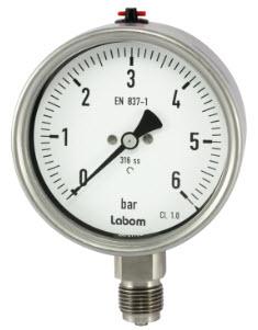 Đồng hồ đo áp suất Type BA5200 Labom - Đại lý Labom Việt Nam