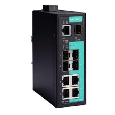 Thiết bị chuyển mạng Ethernet EDS-210A Series - Công tắc chuyển mạch Ethernet EDS-210A Series
