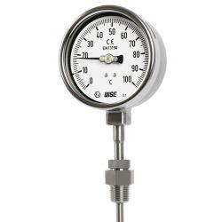 Đồng hồ đo nhiệt độ dạng chân đứng Wise T250 - Nhiệt kế Wise T250