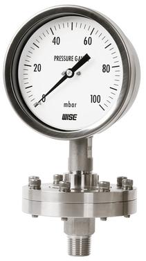 Đồng hồ đo áp suất thấp Wise P428,P429 - Thiết bị đo áp chân không P428,P429 - Đại lý Wise Control tại Việt Nam