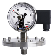 Đồng hồ áp có tiếp điểm điện P570 - Công tắc áp suất P570 - Nhà cung cấp Wise tại Việt nam