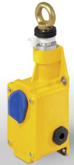 Công tắc giật dây dừng khẩn băng tải PAS 001 Kiepe - Pull Rope Emergency Stop Switch