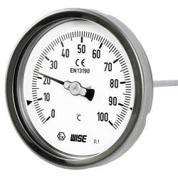 Đồng hồ đo nhiệt độ Wise T110 - Nhiệt kế Wise T110 - Đại lý Wise tại Việt nam