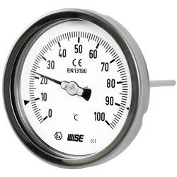 Đồng hồ đo nhiệt độ Wise T111 - Áp kế Wise T111 - Đại lý Wise tại việt nam