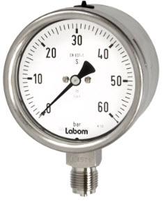 Đồng hồ đo áp suất Ty BA4500 Labom Vietnam - Đại lý Labom Việt Nam