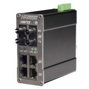 Thiết bị chuyển mạng ethernet công nghiệp 106FX2 - Ethernet 106FX2 Redlion