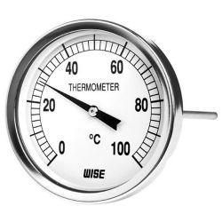 Đồng hồ đo nhiệt độ Wise T114 - Nhiệt kế - Thiết bị đo nhiệt độ Wise T114