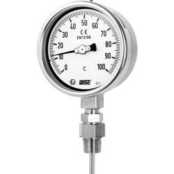Đồng hồ đo nhiệt độ Wise T150 - Nhiệt kế Inox - Đại lý Wise Tại việt nam