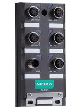 Thiết bị chuyển mạng Ethernet TN-5305 MOXA - Đại lý MOXA