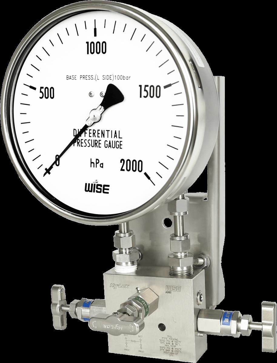 Đồng hồ đo chênh áp Wise P660 - Thiết bị đo chênh áp P660 - Đại lý wise việt nam