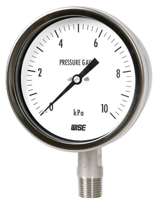 Đồng hồ kiểm tra áp Wise P239 - Thiết bị kiểm tra áp P239