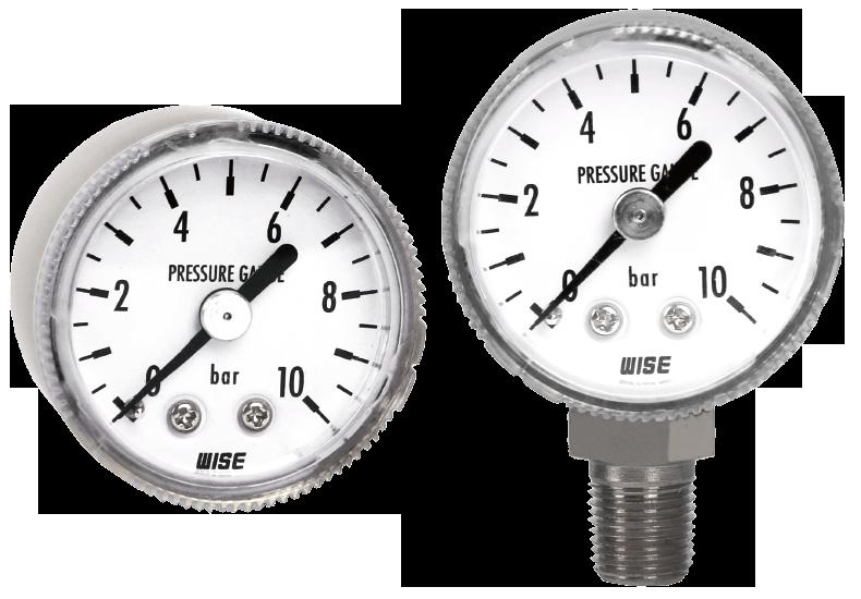 Đồng hồ đo áp suất Wise P235 - Thiết bị đo áp suất P235 - Đồng hồ đo áp suất loại nhỏ P253