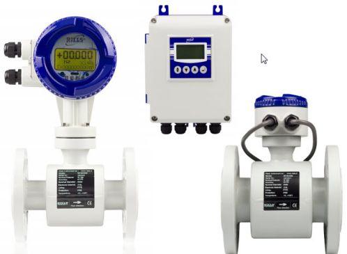 Đồng hồ đo lưu lượng điện từ RIF100 Riels | Riels Vietnam