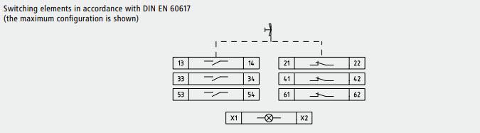 Công tắc giật dây Kiepe type HEN - HEN 001 - HEN 002 - HEN 003 - HEN 004 - HEN 005 - HEN 018 - HEN 701 - HEN 702