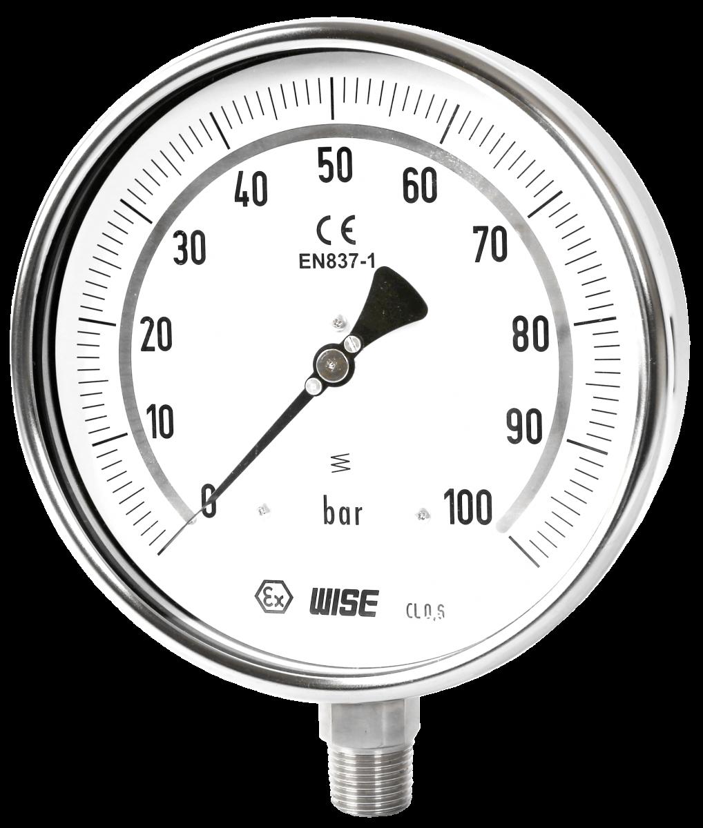 Đồng hồ kiểm tra áp Wise P229 - Thiết bị kiểm tra áp P229