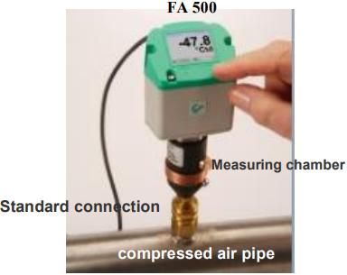 Cảm biến đo điểm sương CS Instruments - Dew point sensor FA 500 CS Instruments