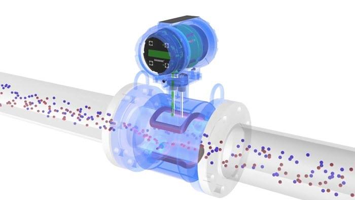 Đại lý phân phối đồng hồ đo lưu lượng điện từ tại Việt Nam
