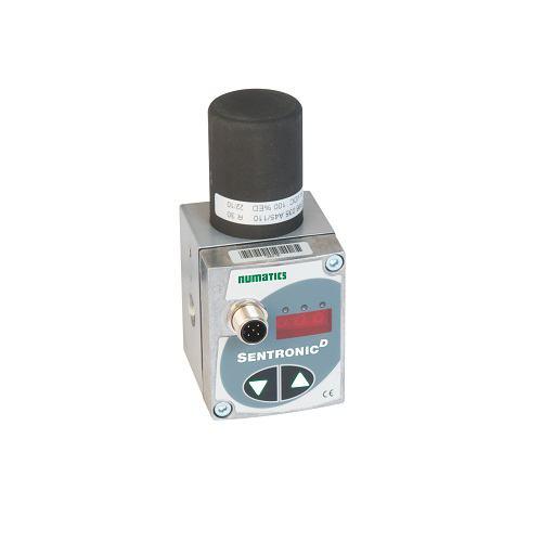 Van khí nén - Sentronic D - ASCO Numatics Series 608