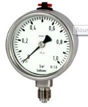 Đồng hồ áp suất Type BA4100 Labom - Labom Vietnam
