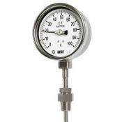 Đồng hồ đo nhiệt độ dạng chân đứng Wise T250 - Nhiệt kế công nghiệp Wise T250