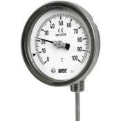Đồng hồ đo nhiệt độ Wise T190 - Nhiế kế Inox - Đại lý Wise tịa Việt nam