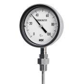 Đồng hồ đo nhiệt độ dạng chân đứng Wise T220 - Nhiệt kế công nghiệp Wise - Đại lý Wise