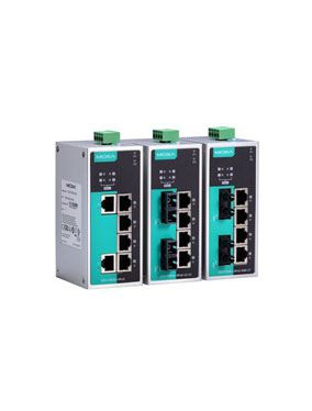 Thiết bị chuyển mạng Ethernet EDS-P206A - Đại lý Moxa
