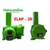 Công lắc lệch băng tải Elap 20 Matsushima - BELT SWAY SWITCH - Công tắc canh biên băng tải