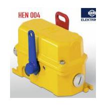 HEN 004 Kiepe - Công tắc giật dây băng tải - Công tắc dừng khẩn Kiepe