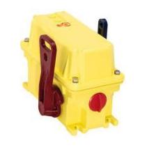 Công tắc giật dây cho hệ thống băng tải Sitec - Công tắc dừng khẩn cho hệ thống băng tải