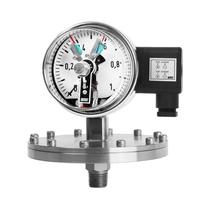 Đồng hồ áp có tiếp điểm điện P501 - 502 -Công tắc áp suất P501 - P502