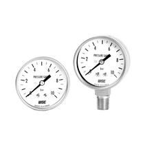 Đồng hồ đo áp suất đường kính 40, 50mm Wise P221 - Đại lý Wise