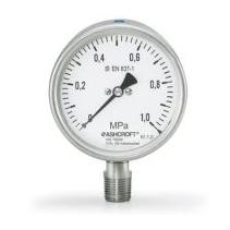 Đồng hồ đo áp suất T6500 - Pressure Gauge Ashcroft - Đại lý Ashcroft tại Việt Nam