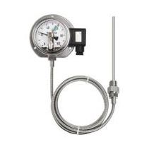 Đồng hồ đo nhiệt độ có tiếp điểm điện Wise T501 - Đại lý wise tại việt nam