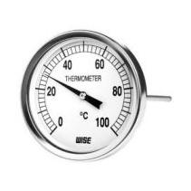 Đồng hồ đo nhiệt độ Wise T114 - Nhiệt kế công nghiệp - Thiết bị đo nhiệt độ Wise T114