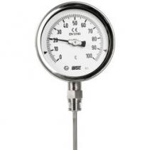 Đồng hồ đo nhiệt độ Wise T120 - Nhiệt kế Inox - Thiết bị đo nhiệt độ