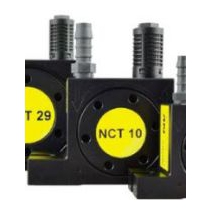 Series NCT Pneumatic Turbine Vibrators | NCT 10 Netter Vibration
