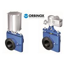 Van Pinch Orbinox | Pinch Valve Orbinox | Van ép Orbinox |